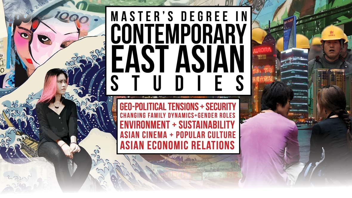 CEAS MA Contemporary East Asian Studies