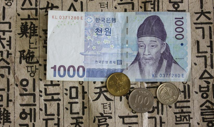 Culture Trunk Money Photo